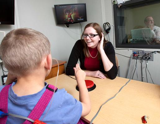Monitorización de la audición